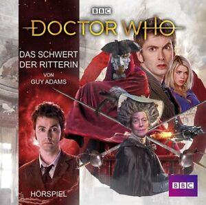 GUY-ADAMS-DOCTOR-WHO-DAS-SCHWERT-DER-RITTERIN-CD-NEW