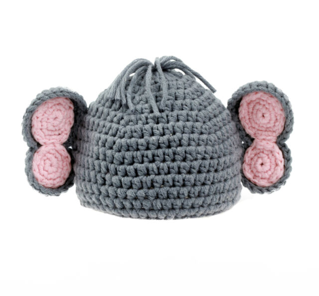 Elephant Hat and Diaper Cover pattern by Heather ... - Ravelry | 593x640
