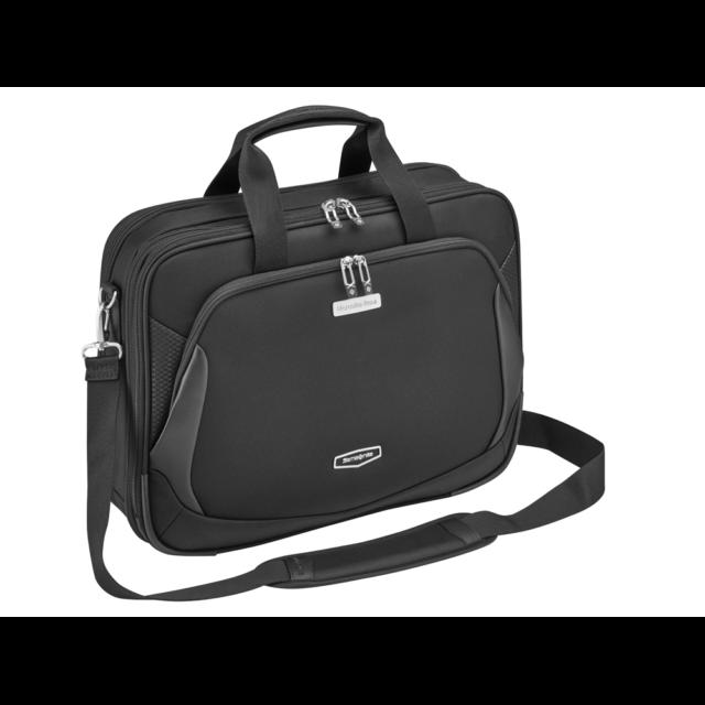 Mercedes Benz Original Laptop Bag X ´ Blade Samsonite Black 45x33x19cm New