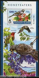 SOLOMON-ISLANDS-2015-HONEYEATERS-SOUVENIR-SHEET-MINT-NH