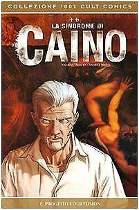 Collezione 100% Cult Comics: la sindrome di Caino  1 ed.Panini NUOVO FU19