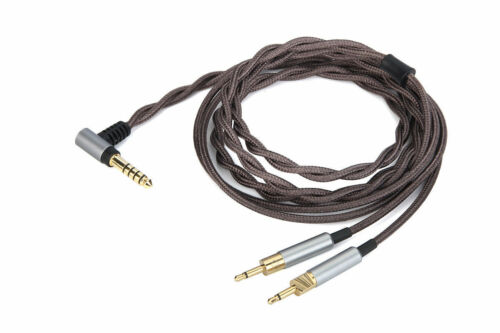 4.4mm Upgrade BALANCED Audio Cable For Sennheise HD 700 Audiophile Headphones