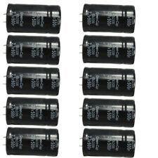 10x Black 27v Farad Capacitor 500f 3560mm Super 27v500f Capacitor Set Lot