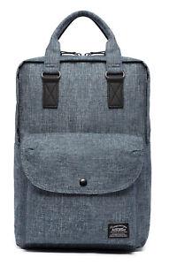 KAUKKO Oxford Backpack Laptop Rucksack Vintage freizeit Outdoor Reise Tasche