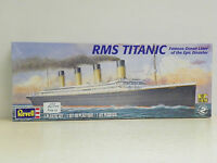 Revell 1:570 Scale U/a rms Titanic Plastic Model Kit 85-0445