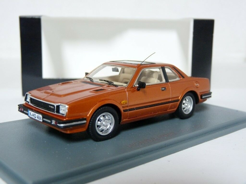 Neo 43484 1 43 1978 Honda Prelude Mk I Coche Modelo de Resina