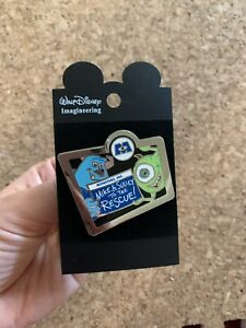 WDI-Monster-039-s-Inc-Mike-and-Sulley-to-the-Rescue-Opening-LE-500-Disney-Pin