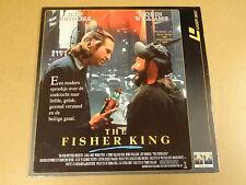 2-DISC LASERDISC PAL / THE FISHER KING ( JEFF BRIDGES, ROBIN WILLIAMS )