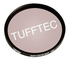 Tiffen 77WCS 77mm Filtro de centro Cálido Spot. nuevo, Sello de Holograma