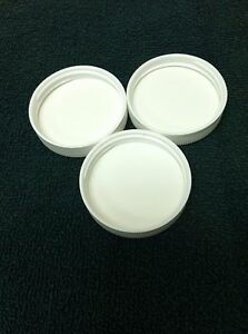 Replacement Water Bottle Caps 3 /& 5 Gallon Screw On 48mm Bag of 3  USA
