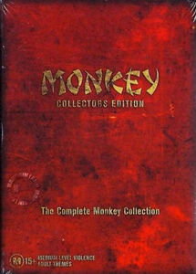 MONKEY-MAGIC-Complete-Collection-52-Episode-16DVD-BOX