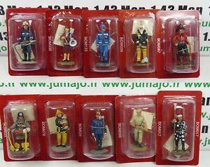 LOT-B-10-SOLDAT-POMPIERS-DEL-PRADO-1-32-USA-Allemagne-Japon-Inde-Portugal-Bosnie