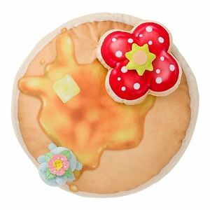 Pokemon Center Original Hot Gâteau Coussin Plat Dessert Japon Officel