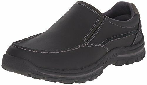 Skechers Mens 64626 Braver Randon Black