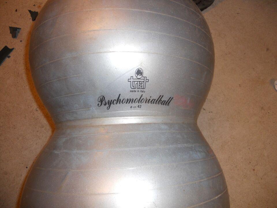 Bold, psykomotorial ball, trial