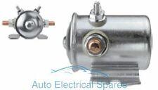 UNIVERSAL 24 volt / 24V STARTER solenoid 4 terminal 60A intermittent load 100A
