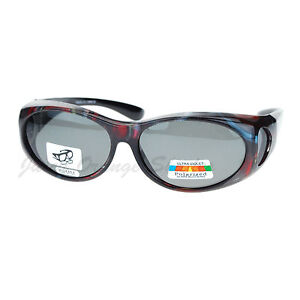 Polarized Sunglasses Fit Over Glasses for Small Glasses ...