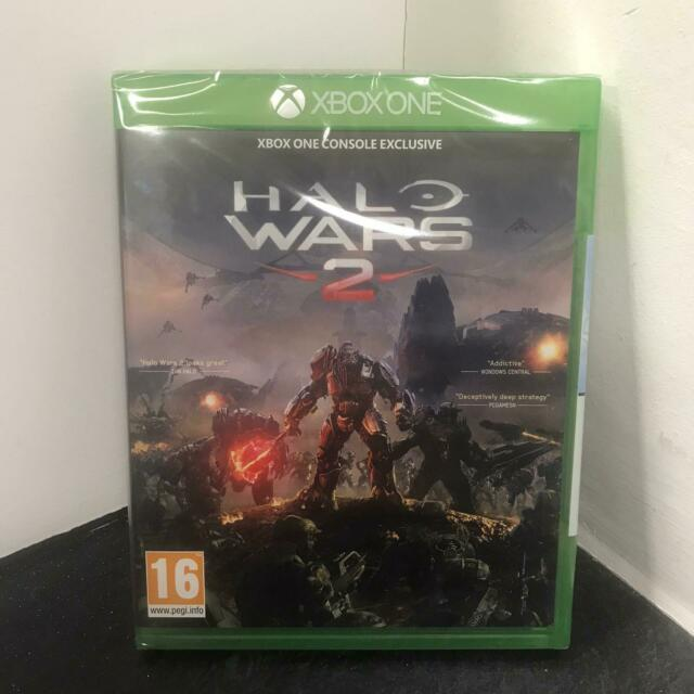 Halo Wars 2 Xbox One Game - New and Sealed