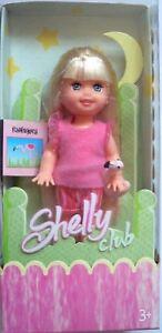 SHELLY-CLUB-AMICI-DI-PIGIAMA-MATTEL-G8846