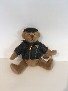 Teddy Bear Ganz Cottage Collectibles Harley Plush Ebay