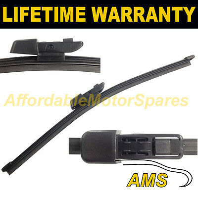 REAR WINDSCREEN WIPER BLADE FOR FORD FIESTA MK6 VAN 2002-2008 280MM 11/""