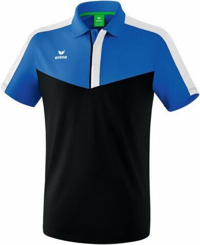 Erima Squad Polo Shirt T-Shirt Teamsport Funktionsshirt Sportshirt Poloshirt