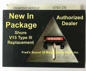 NEW-Shure-V15-Type-III-VN35E-Needle-Elliptical-Diamond-Stylus-Replacement-VN35HE