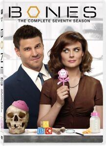 Bones-The-Bones-Bones-The-Complete-Seventh-Season-New-DVD-Boxed-Set-Dolby