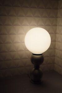 Lampe Design Italien Lampe A Poser Vintage Annees 60 70