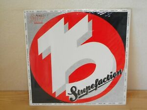 LP 15 STUPEFACTION (Stiff 85 ITALY) 1st unique ps Costello Damned Pogues SEALED!