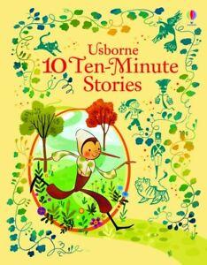 Usborne-Illustrated-10-Ten-Minute-Stories-Hardback-Kids-Fun-Short-Stories-New