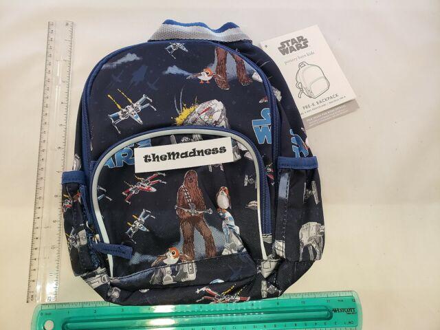New Pottery Barn Mini Kids Star Wars Resistance Backpack
