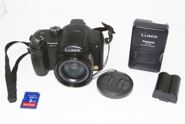 32GB Memory Card for Panasonic Lumix DMC-TS2