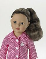 Madame Alexander Let's Have A Sleepover 18 Inch Doll Open / Close Eyes
