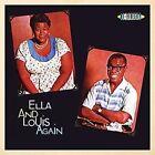 Ella & Louis Again [LP] by Ella Fitzgerald/Louis Armstrong (Vinyl, Jun-2015, Not Now Music)