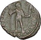 VALENS with labarum & Victory 364AD Ancient Roman Coin Christ monog i50729