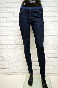 Jeans-SILVIAN-HEACH-Leggings-Donna-Taglia-S-Pantalone-Pants-Woman-Cotone-Skinny
