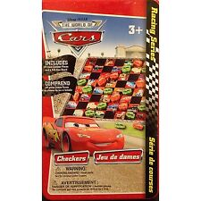 Disney Pixar Cars Supercharged Checkers In Collectible Tin Full Size 24 Piece