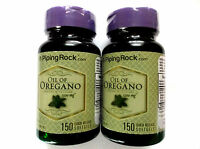 Oil Of Oregano 1500mg (300) Liquid Softgels Pills Digestive Urinary Health Now