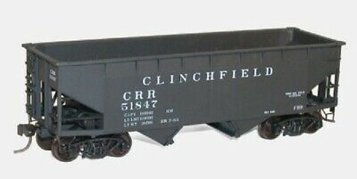NS Accurail ACU7735 HO KIT Offset Twin Hopper