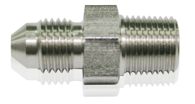 Aeroflow AF380-03 S/S Male -3 To 1/8 Npt