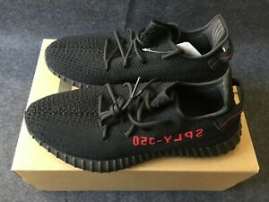 6b932ac08a63a Adidas yeezy boost 350 V2 Black Red CP9652 Size 9.5 100% authentic ...