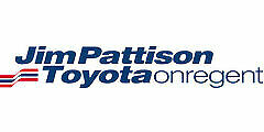 Jim Pattison Toyota on Regent