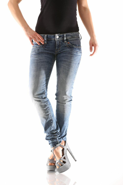 Herrlicher Piper Slim Denim D9661 794 Damen Jeans Neu
