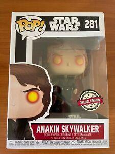 Funko POP! Anakin Skywalker Dark Side (Star Wars Hasbro Kenner Vintage LEGO 281)