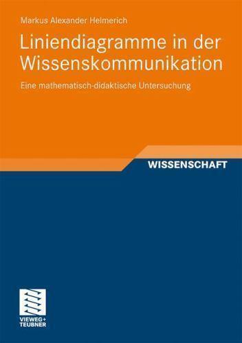 Liniendiagramme In Der Wissenskommunikation By Markus