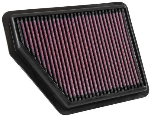 K/&N Air Filter Fits 16-18 Honda Civic