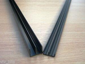 4ft-VIVARIUM-4mm-GLASS-track-RUNNERS-black-top-bottom-120cm-long-VIV-BITS