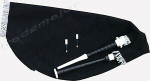 Scottish Goose Practice Bagpipes For Beginners Feel Bag.