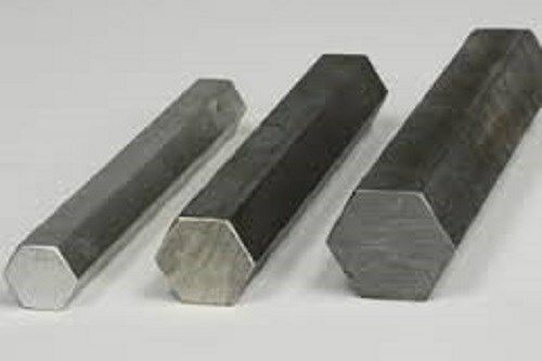 "COLD ROLL STEEL HEX  2/"" x 12/""  ALLOY 12-L-14"